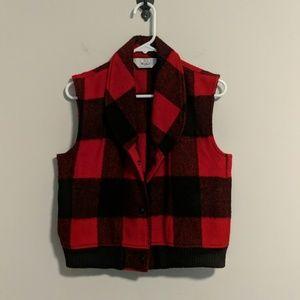 Woolrich vintage Buffalo plaid vest